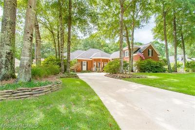Baldwin County Single Family Home For Sale: 136 Easton Circle