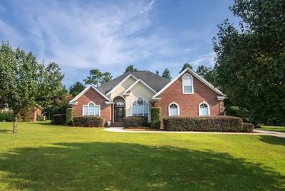 Mobile County Single Family Home For Sale: 3631 Willow Walk Drive
