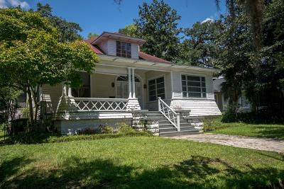 Mobile County Single Family Home For Sale: 67 Monterey Street