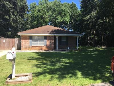Theodore Single Family Home For Sale: 7805 Bellefield Drive E