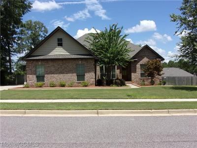 Single Family Home For Sale: 7230 Pierson Drive
