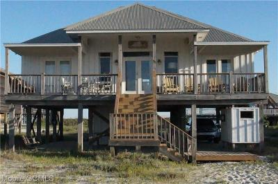 Mobile County Single Family Home For Sale: 2360 Island Shores Drive