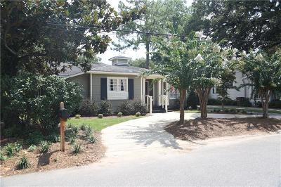 Mobile County Single Family Home For Sale: 4303 The Cedars Avenue