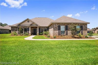 Semmes Single Family Home For Sale: 9596 Alabama Court