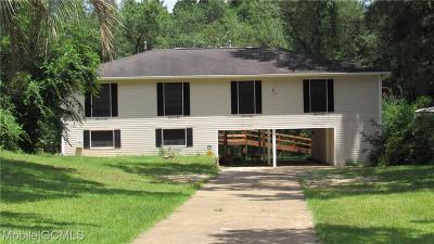 Satsuma Single Family Home For Sale: 177 Magnolia Avenue