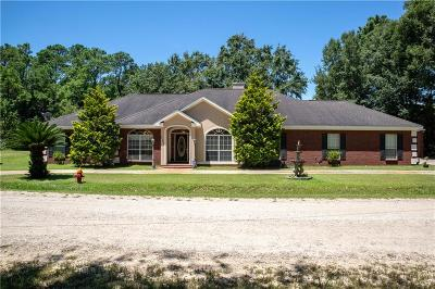 Theodore Single Family Home For Sale: 8542 Carlyle Drive