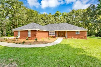 Baldwin County Single Family Home For Sale: 21620 1st Street
