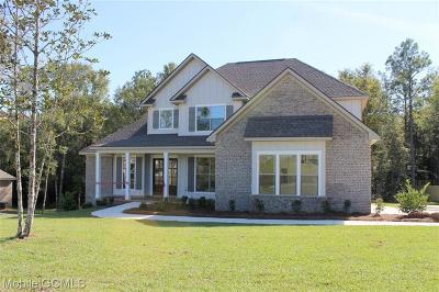 Baldwin County Single Family Home For Sale: 8580 Lamhatty Lane N
