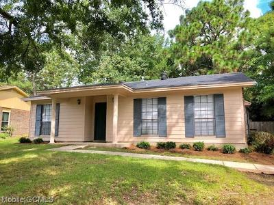 Single Family Home For Sale: 6532 Timbers Drive