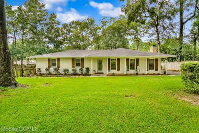 Baldwin County Single Family Home For Sale: 813 Holt Street