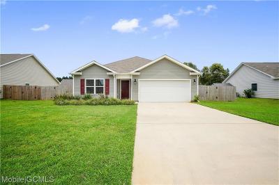 Baldwin County Single Family Home For Sale: 16575 Walstan Drive