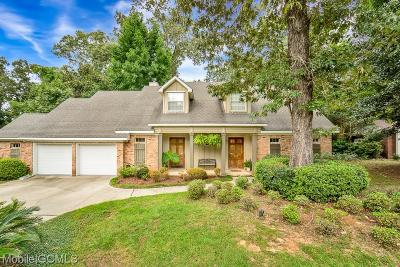 Baldwin County Single Family Home For Sale: 204 General Canby Loop