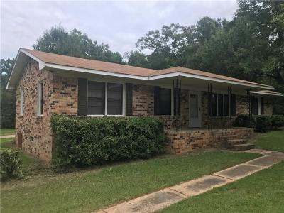 Citronelle Single Family Home For Sale: 19620 Ward Lane