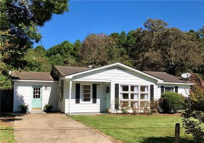 Mobile Single Family Home For Sale: 1420 Driftwood Drive N