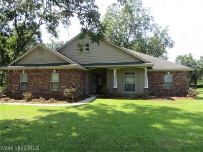 Grand Bay Single Family Home For Sale: 12641 Natchez Trace