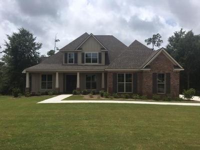 Baldwin County Single Family Home For Sale: 32149 Badger Court