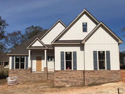 Baldwin County Single Family Home For Sale: 12381 Gracie Lane