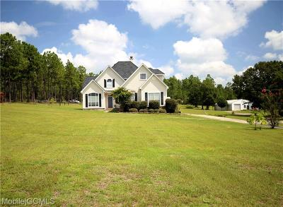 Mobile County Single Family Home For Sale: 3046 Radcliff Road