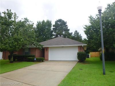 Baldwin County Single Family Home For Sale: 2686 Hampton Park Circle