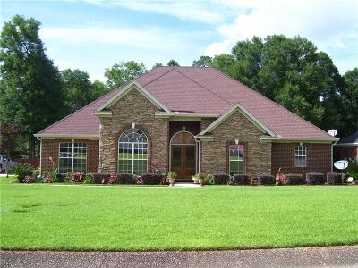 Semmes Single Family Home For Sale: 8120 Double Branch Way