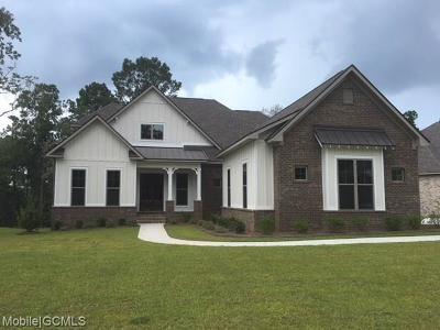 Baldwin County Single Family Home For Sale: 34216 Farrington Lane