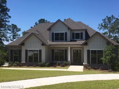 Baldwin County Single Family Home For Sale: 34146 Farrington Lane