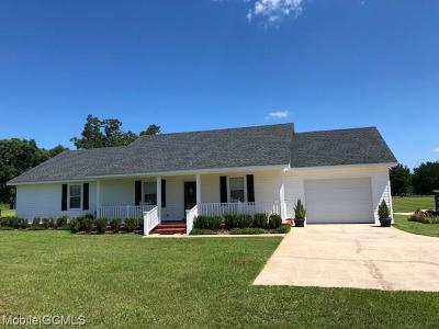 Baldwin County Single Family Home For Sale: 8563 Highway 98