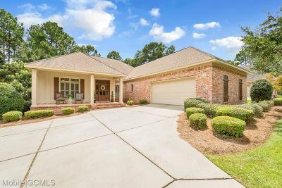 Baldwin County Single Family Home For Sale: 104 Keplar Place