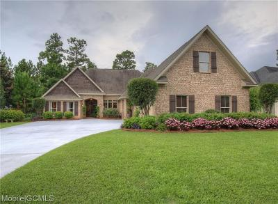 Baldwin County Single Family Home For Sale: 212 Stone Creek Boulevard