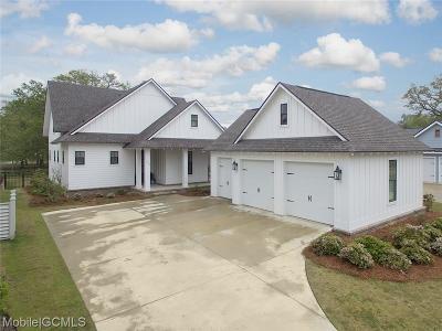 Baldwin County Single Family Home For Sale: 390 Fruit Tree Lane