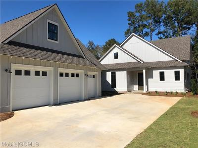 Baldwin County Single Family Home For Sale: 315 Crane Place