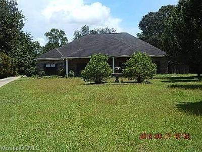 Baldwin County Single Family Home For Sale: 7180 Cannon Ball Circle