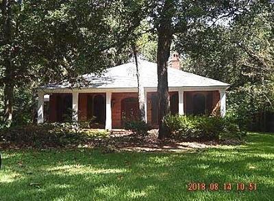 Baldwin County Single Family Home For Sale: 6513 Jackson Oaks Drive