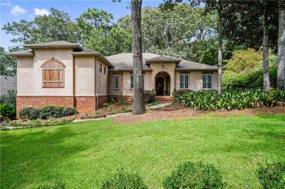 Baldwin County Single Family Home For Sale: 204 Potters Mill Avenue