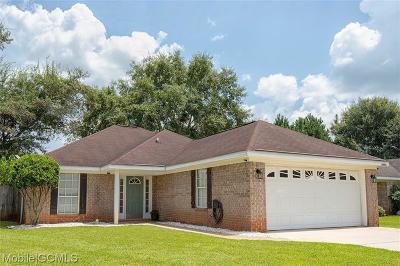 Baldwin County Single Family Home For Sale: 24452 Gemstone Drive