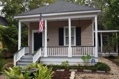 Mobile County Single Family Home For Sale: 1504 Farmer Street