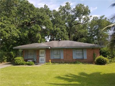Mobile County Single Family Home For Sale: 2303 Bragdon Avenue