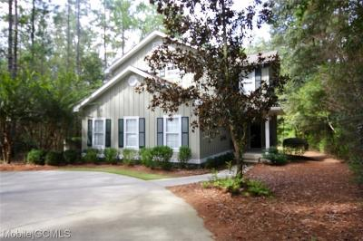 Baldwin County Single Family Home For Sale: 33367 Olympic Circle