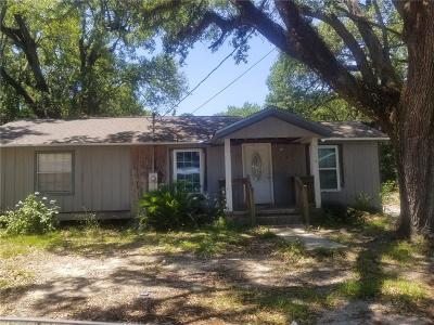 Mobile County Single Family Home For Sale: 2114 Barron Place