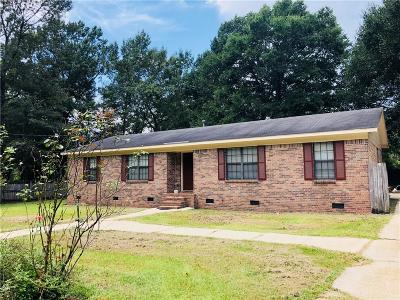 Chunchula Single Family Home For Sale: 10845 Georgetown Hills Court