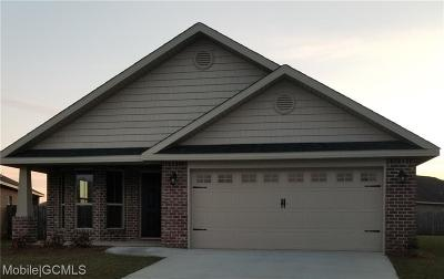 Semmes Single Family Home For Sale: 4146 Winchester Court