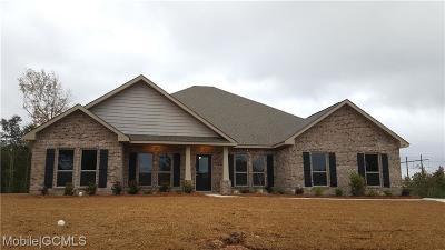 Saraland Single Family Home For Sale: 7790 Heritage Lane