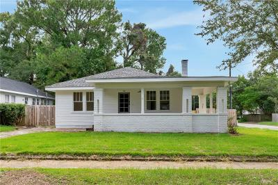 Mobile Single Family Home For Sale: 180 Williams Street