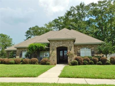 Semmes Single Family Home For Sale: 3896 Harmony Ridge Circle W