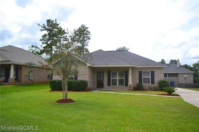 Semmes Single Family Home For Sale: 2061 Redpine Drive