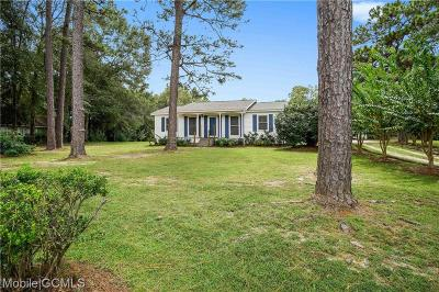 Semmes Single Family Home For Sale: 8639 Howells Ferry Road