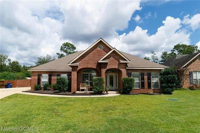 Semmes Single Family Home For Sale: 3810 Torrington Drive E