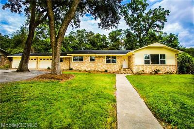 Single Family Home For Sale: 1219 Anchor Drive