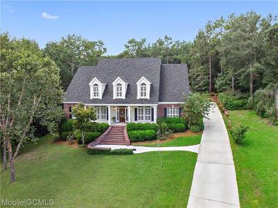 Mobile Single Family Home For Sale: 6778 Stoneridge Court