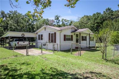 Coden Single Family Home For Sale: 8491 Palmetto Street